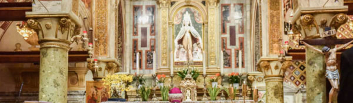 Uniti al nostro Pastore! Grazie Vescovo Beniamino