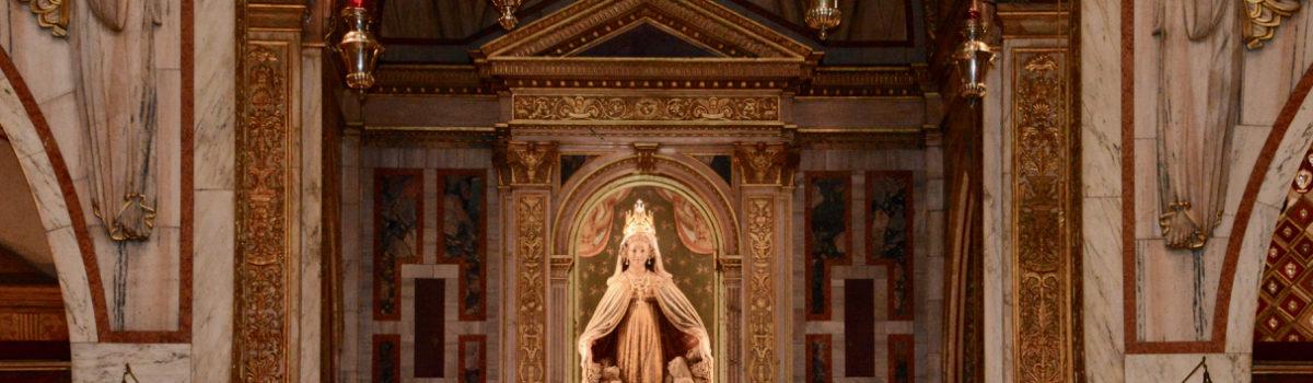 24 marzo, Supplica alla Madre della Misericordia