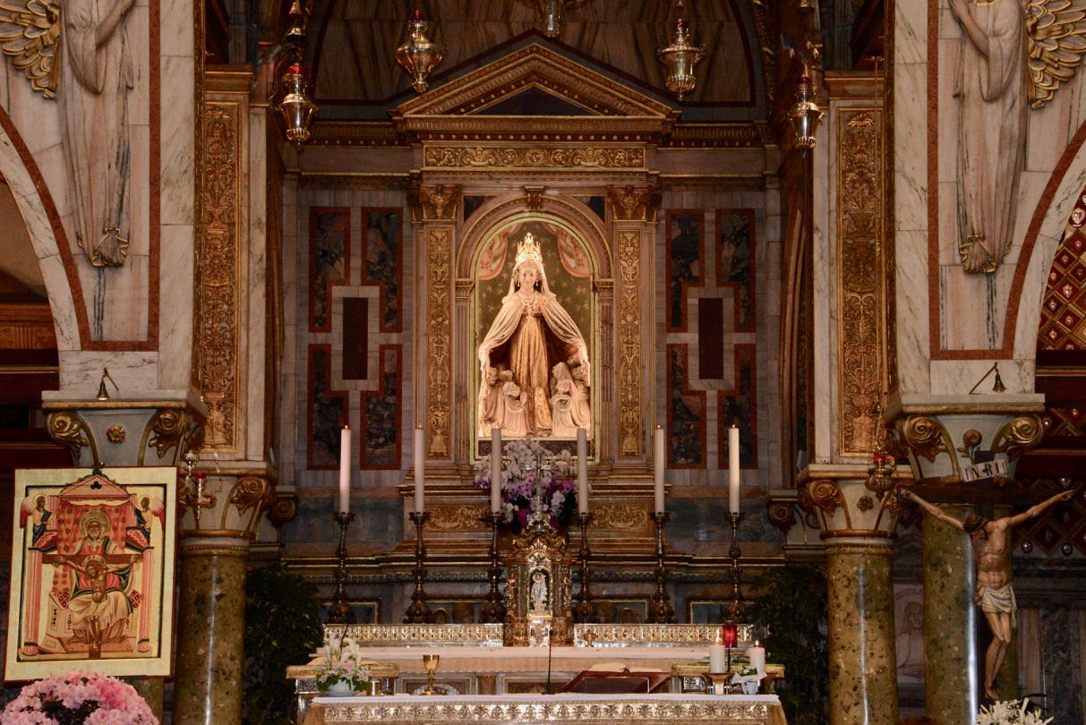 Atto di affidamento della Diocesi alla Madonna di Monte Berico