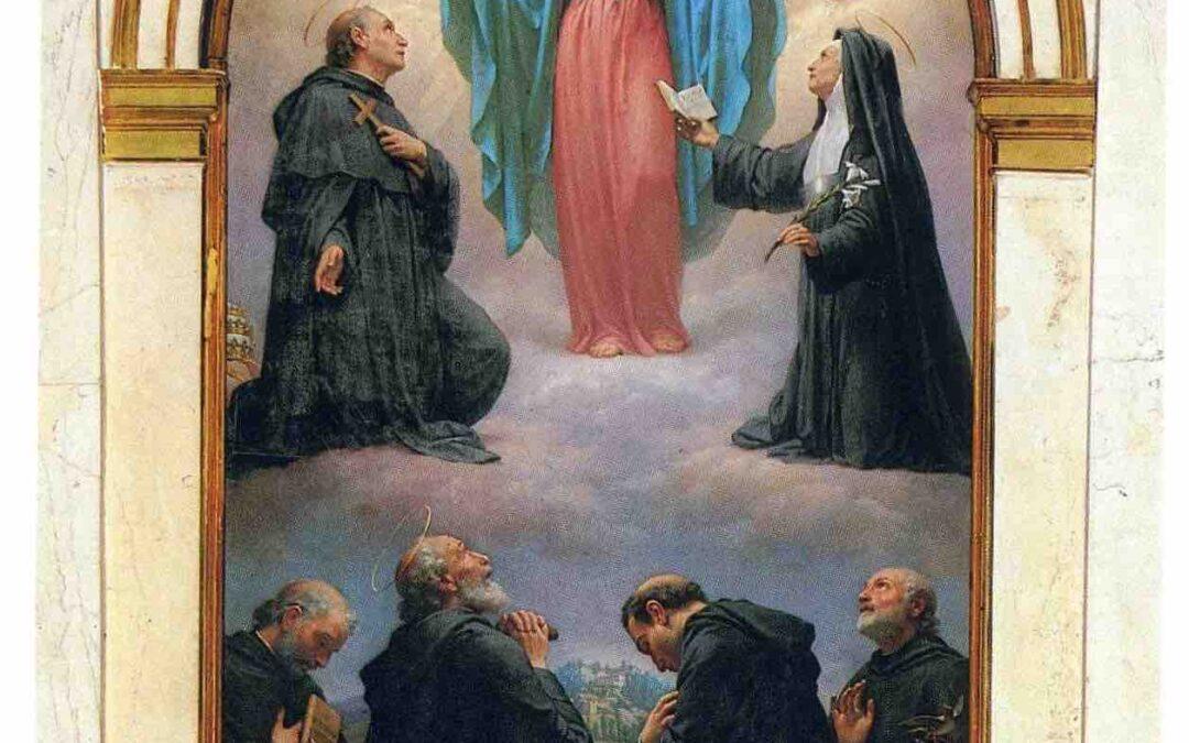 Filippo Benizi, santo tra santi