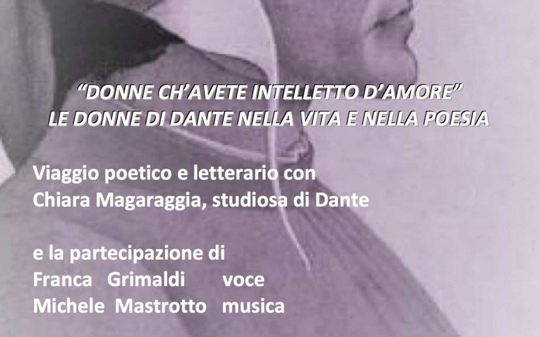 """Donne ch'avete intelletto d'amore"""